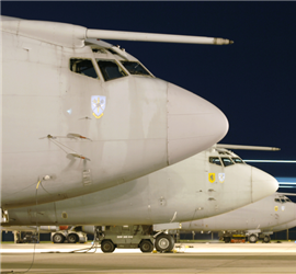 E-3D's on flightline