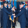 Dual Change of Command at NATO's Air Base